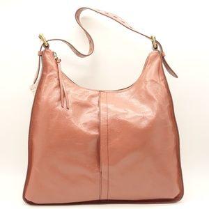 NWT HOBO Marley Vintage Shoulder Bag Pink Leather